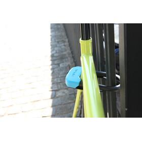 Hiplok D - Antivol U - noir/bleu